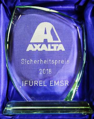 Axalta Sicherheitspreis 2018